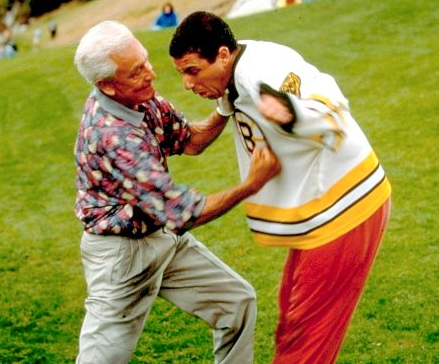 Adam Sandler Happy Gilmore movie image