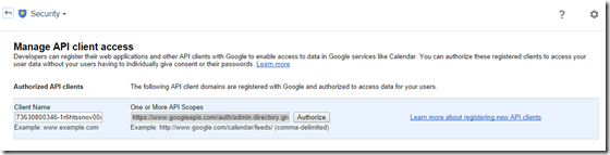authorizeAPIAccess