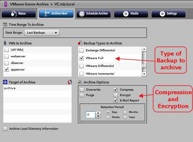 unitrends enterprise backup administrator guide
