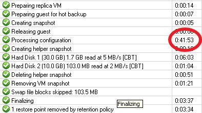 ProcessingConfigurationTime