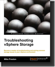 Troubleshooting vSphere Storage eBook giveaway!