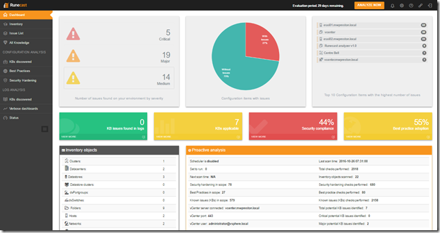 runecast-dashboard